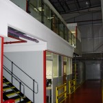 Double Skin Steel Partitioning