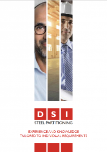 DSI Steel Partitioning Brochure